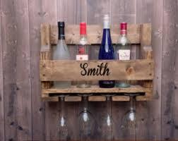 wine racks etsy