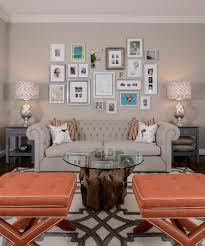 Orange Sofa Living Room by 20 Incredible Living Room Wall Decor Ideas Living Room Red Sofa