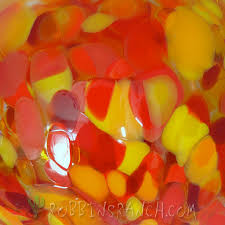 mixed colors u2013 robbins ranch art glass