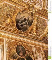 chambre antoinette plafond de chambre à coucher de la reine antoinette au palais