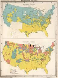 Republican States Map by Theodore Roosevelt And The Progressive Party 1912 Battle On The