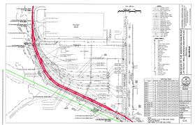 construction site plan museum of the american railroad initial track construction plan