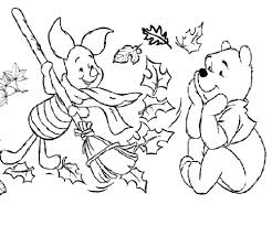 coloring page coloring pages fall thanksgiving page coloring