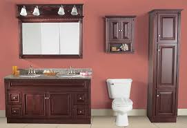 Bathroom Base Cabinets Heritage Cherry Vanities Rta Cabinet Store