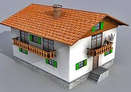 house free 3d models