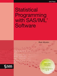 statistical programming with sas iml software ebook by rick