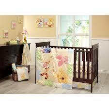 Pooh Crib Bedding Classic Winnie The Pooh Crib Bedding Set Curtain Ideas
