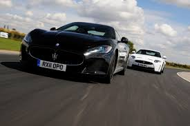 maserati v10 maserati granturismo mc stradale first drives auto express