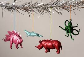 how to make sparkly glittery animal ornaments curbly