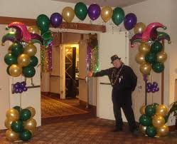 awesome mardi gras decorating ideas home design image classy