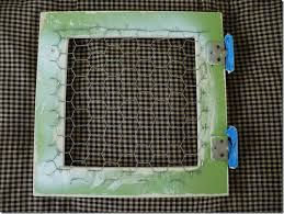 Chicken Wire Cabinet Doors Cabinet Makeover A Cultivated Nest