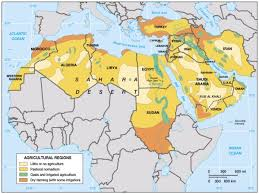 algeria physical map southwest asia physical map middle east map africa and