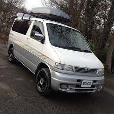 mazda van new hi spec mazda bongo day mpv van camper surf bus low level coolan