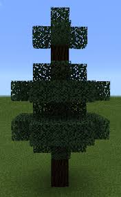 spruce tree minecraft pocket edition wiki fandom powered by wikia