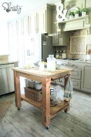 rolling island for kitchen simple rolling kitchen island kitchen island carts of