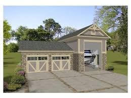 3 Car Garage Plans With Apartment Above 50 Best Garage Plans With Boat Storage Images On Pinterest