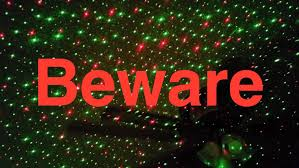 Christmas Decoration Star Lights by Update Star Shower Laser Christmas Lights Beware Youtube