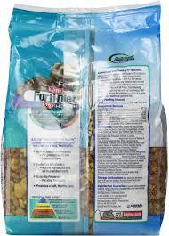 kaytee forti diet pro health ferret food 3 lb bag chewy com