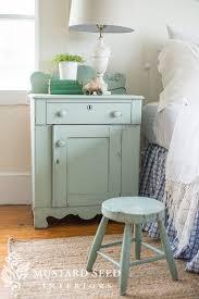 bespoke color vintage blue green miss mustard seeds milk paint