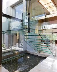 zen house stairs design