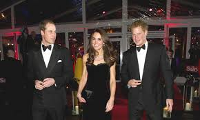 where do prince william and kate live kate middleton prince william and prince harry at the spectre