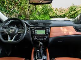nissan rogue interior new 2017 nissan rogue price photos reviews safety ratings