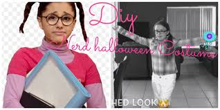 Halloween Nerd Costumes Girls Diy Girly Nerd Halloween Costume