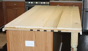 Russian River Kitchen Island by How To Make A Wood Island Countertop Roselawnlutheran