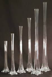 Wedding Centerpiece Vases In Bulk New Square Grey Luxury Glass With Regard To Wedding Tall Martini