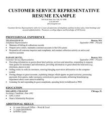 Resume Objectives Examples For Customer Service by College Resume Objective Examples How To Write A Good Objective