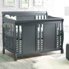 Natural Wood Convertible Crib by Bedroom Natural Wood Sleigh Crib Design For Your Traditional Baby