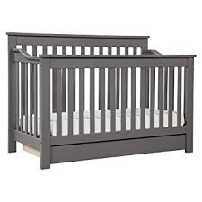 Convertible Crib With Toddler Rail Davinci Piedmont 4 In 1 Convertible Crib With Toddler