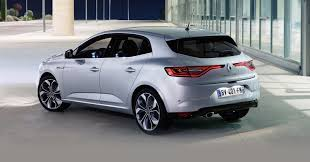 new renault megane the motoring world the all new renault megane hatchback gets the