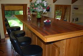bar countertop ideas crafts home