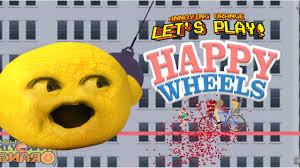 lemon plays thanksgiving happy wheels