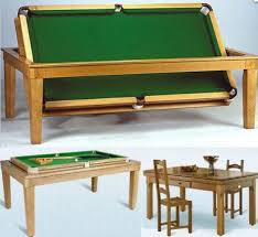 Best  Pool Table Dining Table Ideas Only On Pinterest Pool - Pool table disguised dining room table