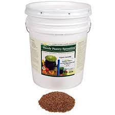 organic wheat seed 35 lb handy pantry brand grow