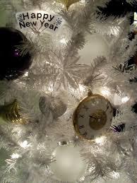 Black Tree Skirts Transition Your Christmas Tree Into A New Year U0027s Celebration Tree