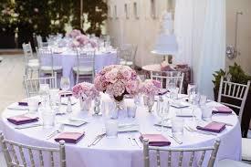 purple wedding decorations light purple wedding decorations wedding corners