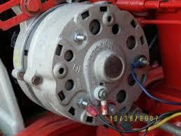 12v motorcraft alternator not char yesterday u0027s tractors
