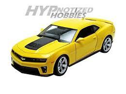 camaro zl1 for sale ebay welly 24042 chevrolet camaro zl1 yellow 1 24 diecast car model ebay