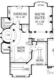 luxury master suite floor plans house plan display home plans archival designs dream homes