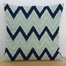 Navy Blue Decorative Pillows Best Aqua Blue Throw Pillow Covers Products On Wanelo