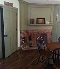 Classic Colonial Homes Classic Colonial Homes Interior Fireplace Paneling Primitive