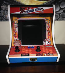 Bar Top Arcade Cabinet Donkey Kong Mini Bartop Arcade Machine Cabinet Junior Multigame
