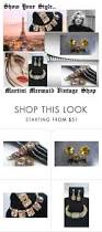 martini mermaid 773 best my polyvore finds images on pinterest vintage jewellery