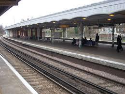 Norbury railway station