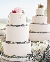 wedding cake lavender 62 fresh floral wedding cakes martha stewart weddings