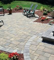 Best Patio Pavers Landscaping Pavers Ideas Bay Patio Design With Gas Using