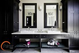 black and white bathrooms an sophisticated and timeless trend